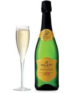 Belletti Prosecco Spumante DOC Case of 6 £29.94 @ Aldi
