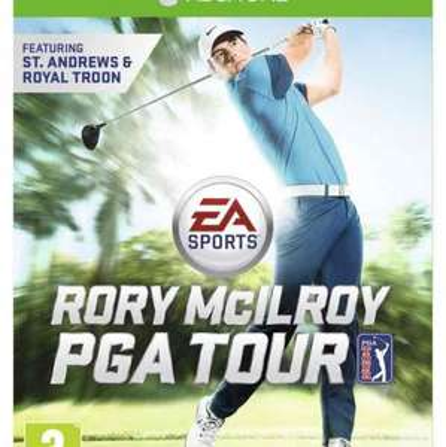Rory mcilroy pga tour £15.99 Argos