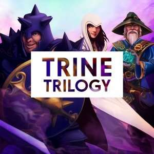Trine Trilogy (PS4) £15.99 @ PSN