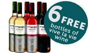 Day trip to France + 6 Bottles of wine from £29pp RETURN @ P&O Ferries