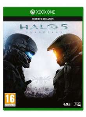 Halo 5: Guardians + Longshot Assault Rifle DLC (Xbox One) £22.85 Delivered @ Shopto