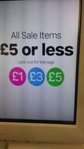 deichmann £5 or less on sale shoes in-store
