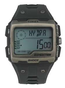 Timex Men's Expedition Grid Shock Digital Strap Watch £49.99 argos on ebay