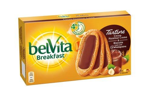 Belvita Breakfast Tartine (Tops) Biscuits - £1 @ Poundland