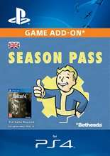Fallout 4 Season Pass [PS4 PSN Code £22.85 @ shopto