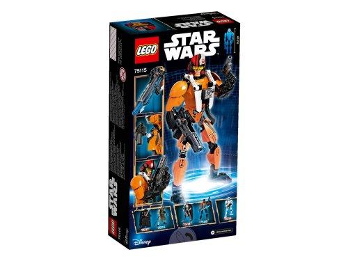 LEGO Star Wars Force Awakens Poe Dameron Figure £11.99 (prime) / £15.98 (non-prime) at Amazon