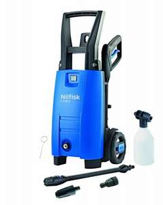 Nilfisk C110 4-5 X-Tra Pressure Washer with 1400W Motor £52.64 from Amazon