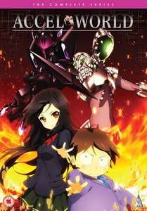 Accel World Collection DVD £9.99 at Anime-On-Line