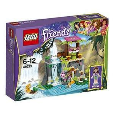 lego friends jungle falls rescue @ tesco instore for £4.50