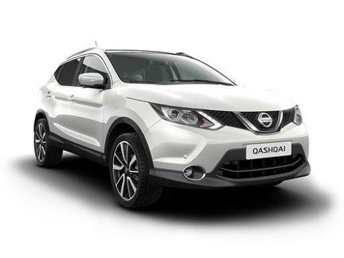 Nissan Qashqai Lease deal for £152.32 per month @ carleasingmadesimple