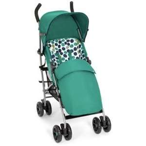 Mamas & Papas Swirl Confetti Spot Pushchair Package was £119.99 now £59.99 @ Argos