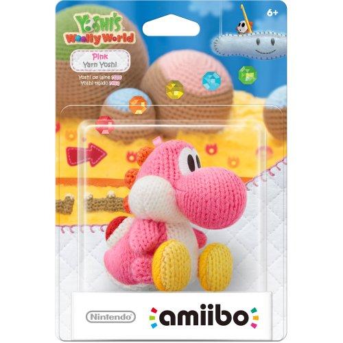 Pink Yarn/Wooly Yoshi amiibo Nintendo Wii U/3DS £7.50 prime / £9.49 non prime @ Amazon.co.uk