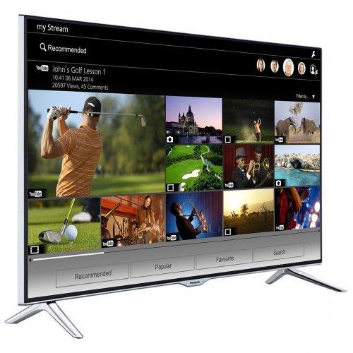"Panasonic Viera TX-48CX400B 48"" Smart 3D LED TV Ultra HD 4K £399 **Refurb** Tesco outlet eBay"
