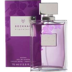 Victoria Beckham Signature Fragrance for Women £9.99 @ Argos