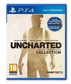 [PS4] Uncharted: The Nathan Drake Collection - £19.88 - Rakuten/Base