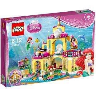 Lego Disney Princess 41063 Ariel's Undersea Palace £27.99 @ Argos