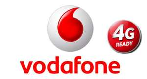 Vodafone 50 GB data deal for £10