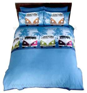 novelty duvet sets £7.95 + £2.95 del @ Campervangift.co.uk