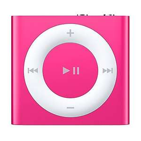 Pink iPod Shuffle £29  + £2 C&C John Lewis (Free C&C over £30 spend)