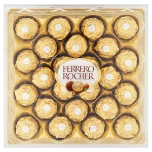 Ferrero Rocher 24 Pieces 300g £5.00 @ Morrisons