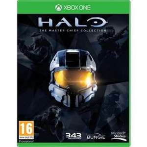 Halo: The Master Chief Collection Game £16.49 (XBox One)  @ Argos