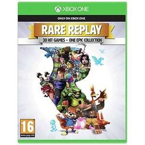 Rare Replay for Xbox One at Argos for £7.99