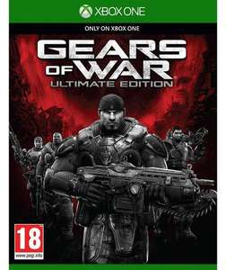 Gears of War Ultimate Edition XBOX ONE £12.49 @ Argos
