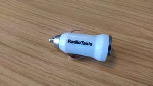 Free USB car charger for Black Cab Drivers