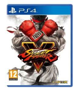 Street Fighter V (5) PS4 -  £32.20 from Amazon!
