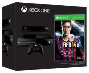 Xbox One Day One edition Including Fifa 14 and Kinect £217.11 @ Gameseek