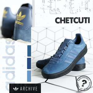 Adidas Originals Chetcuti OVER 60% OFF £30.00 delivered @Size.co.uk