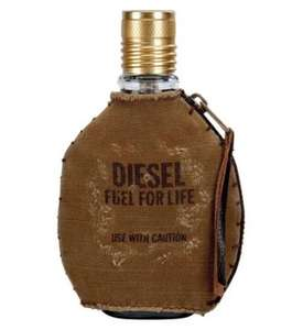 Diesel Fuel for Life Pour Homme 50ml EDT £16.86 (Prime) £20.85 (non Prime)  Open Box - Like New @ Amazon Warehouse