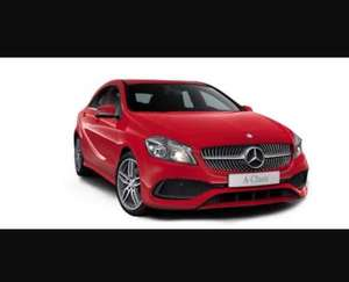 Mercedes-Benz A Class A180d AMG Line 5dr 8k 2yr business lease deal £5464 @ Evans Halshaw