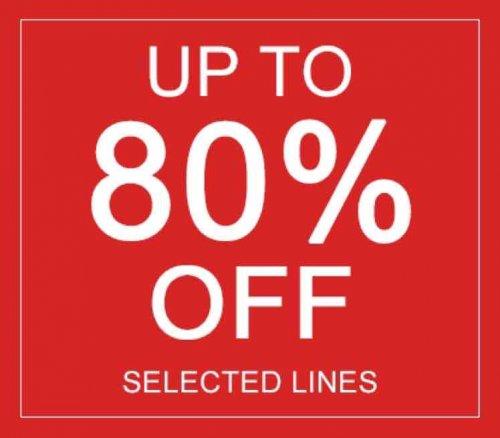 Avon 80% off sale
