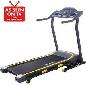 karrimor Pace  treadmill £199 + £4.99 delivery @ sportsdirect