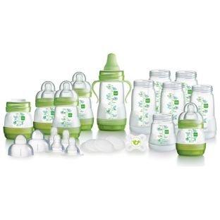 MAM Anti Colic Bottles,  LARGE (23 pieces) starter kit £25.99 @ Argos
