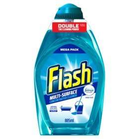 Flash Gel (400ml) 50p @ Morrisons (With coupon)
