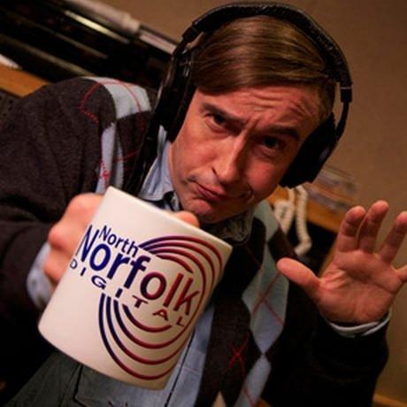 Alan Partridge North Norfolk Digital Mug £5 delivered @ BBC Shop
