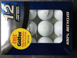 Titleist premium lake balls x12 for £2.49 in store at tesco extra