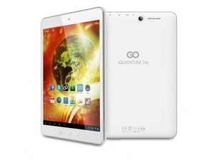 "Goclever Quantum 785 7.85"" Tablet White 8GB Dual Core Android Jelly Bean £30 @ Tesco ebay (Refurb)"