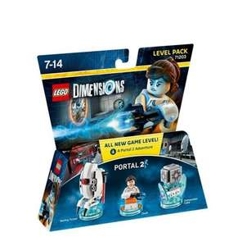 Lego Dimensions - Portal 2 - Level Pack £24.71 @ Amazon UK
