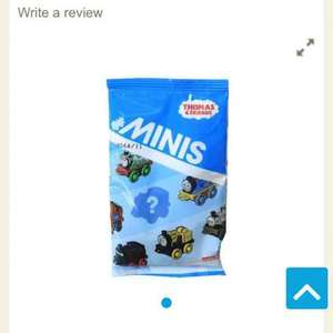 Thomas and friends mini blind bags £1.50 @ sainsburys Bolton