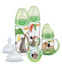 NUK Jungle Book baby bottles set only £5 instore @ Boots