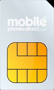 EE sim only deal 6gb unlimited mins and texts cashback by redemption £262.40 @ Mobile phones direct