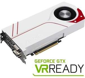 Asus NVIDIA GTX 970 4GB + The Division + Far Cry Primal - £259.98 delivered @ Box