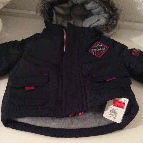 baby boy jacket Primark £3