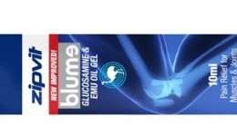 Free sample of Blume Pain Relief Gel @ zipvit