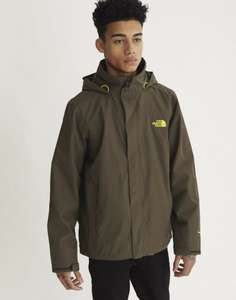 The North Face Sangro Jacket at The Idle Man £51.95 xl only