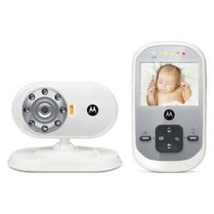 Motorola MBP622 2.4 Inch Video Baby Monitor now half price was £99.99 now £49.99 @ Argos