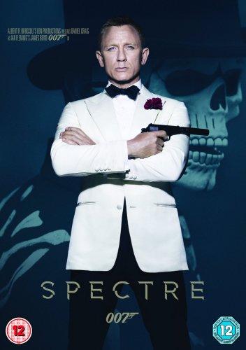 James Bond: Spectre DVD £7 [Instore & Online] @ Tesco Direct